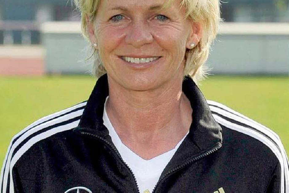Trainerin: Silvia Neid (Foto: dpa)