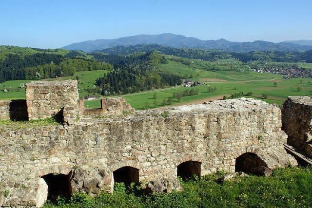 Licht und Sicht für die Burg