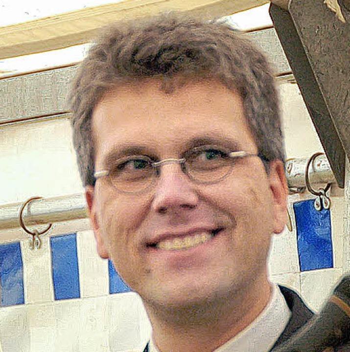 Jürgen Beißinger   | Foto: Pia Grättinger