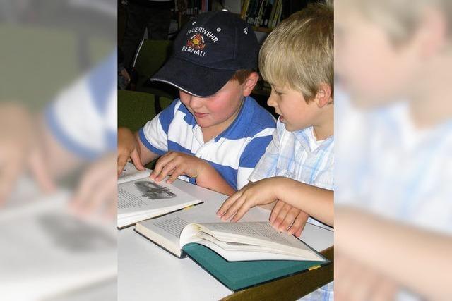 Leseförderung in der Grundschule