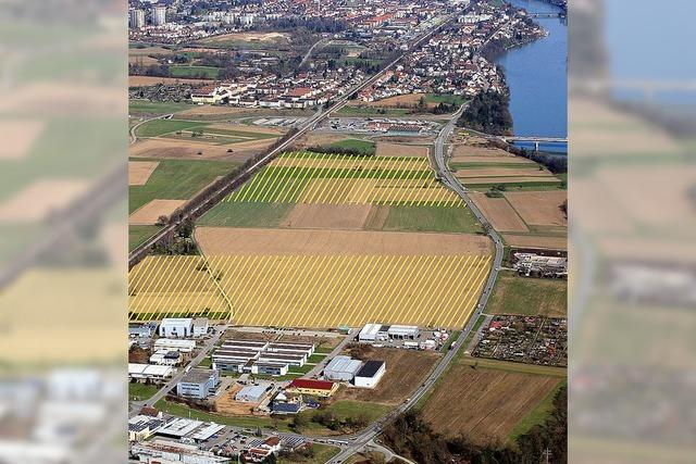 Rheinfelden-Süd macht noch Arbeit