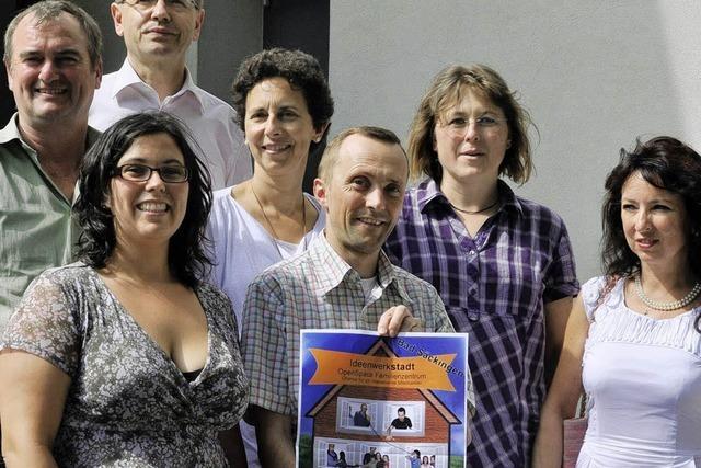 Ideen gesucht für ein Familienzentrum