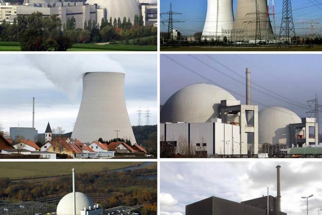 Länder wollen das Aus für 7 Atomkraftwerke