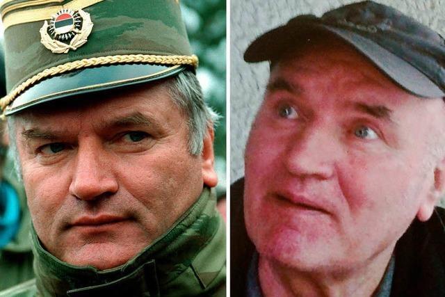 Den Haag wartet auf Mladic