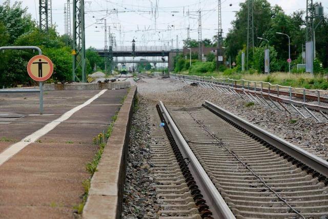 Der Zugunfall ist noch lange nicht bewältigt