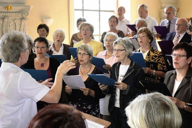 Kirche gratuliert Gemeinde