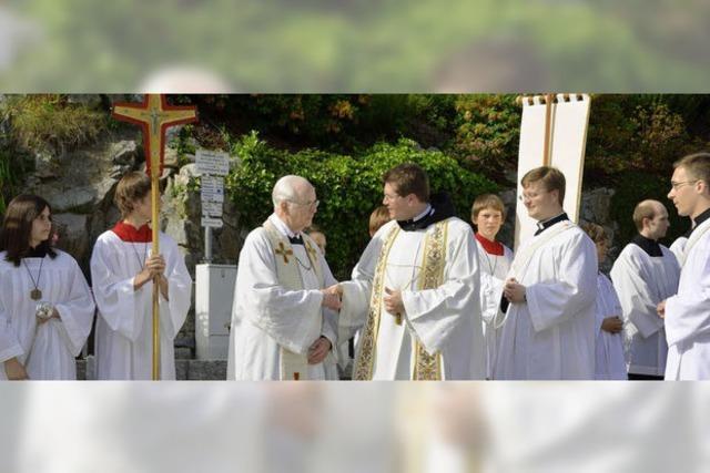 Vom Ministrant zum Priester