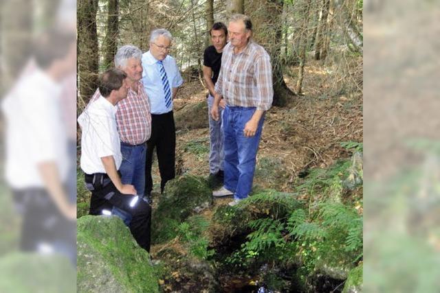 Schluchseewerk AG gibt beim Ersatzwasser Gas