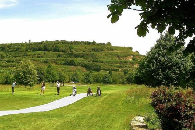 Ein Ökopreis für einen Golfplatz