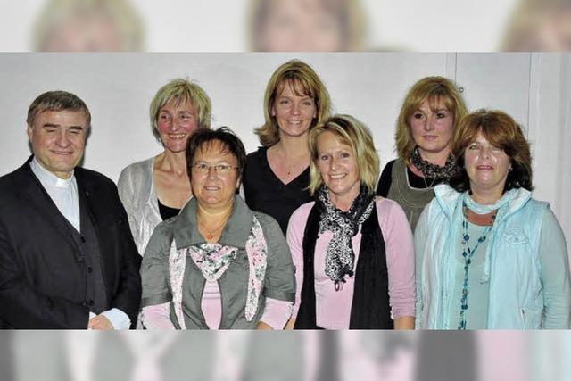 Die Helferinnen setzen sich für Benachteiligte ein