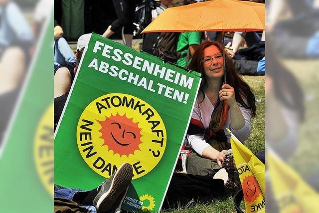 Einstimmiges Nein zu Fessenheim