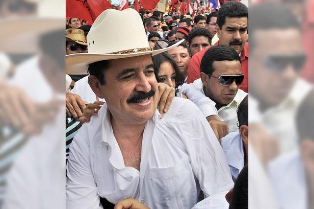 Zwei Jahre nach dem Sturz kehrt der frühere Präsident nach Honduras zurück