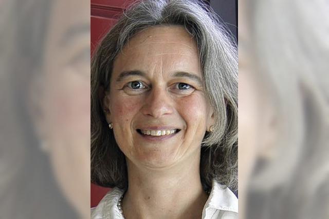 Allein unter Männern: Wirtschaftsingenieurin Pia Gawlik-Rau
