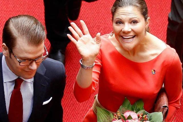 Die Schweden wollen Victoria als Königin