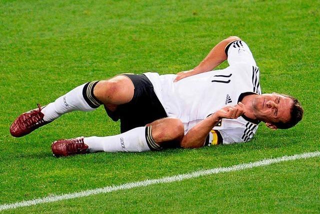 Miroslav Klose beklagt Spätfolgen