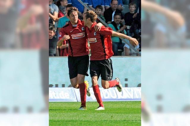 Schusters Eckball gegen Hoffenheim ist Tor der Saison