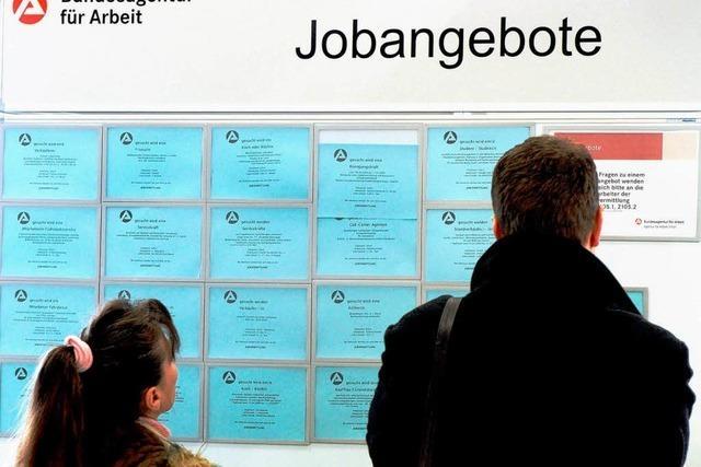 Nur noch 652 Arbeitslose im Elztal
