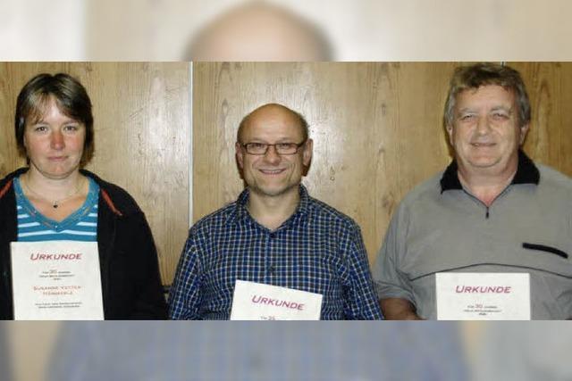 Mitgliederstärkster Verein in Bleichheim
