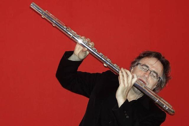 Fette Grooves mit schlankem Instrument