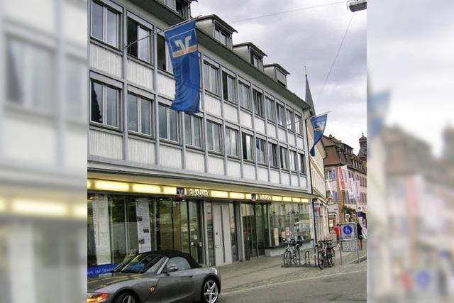 Volksbank Breisgau Nord: Ärger über Regulierungen
