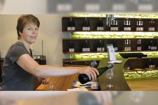 Weingut Engler feiert Erweiterung mit Hoffest