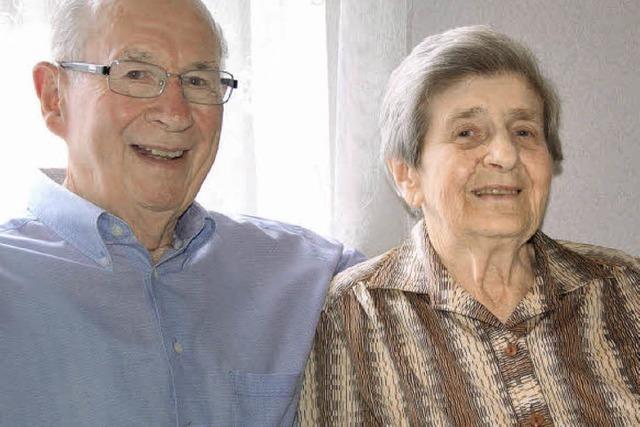 65 Jahre eisern zusammengehalten