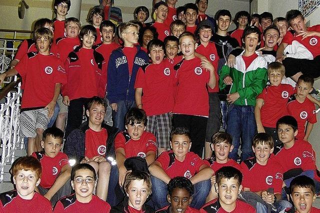 FC 08 baut auf die Jugend