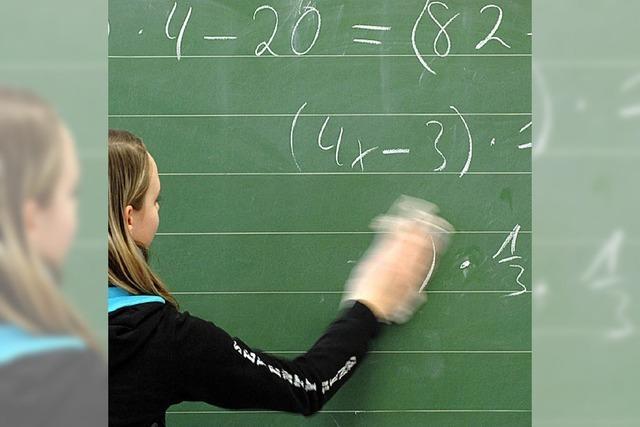 Schummel-Verdacht: Matheprüfung erst in einem Monat