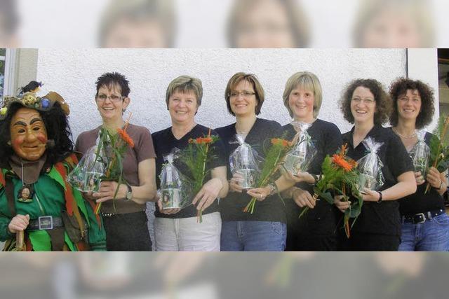 Gründerinnen feiern Jubiläum