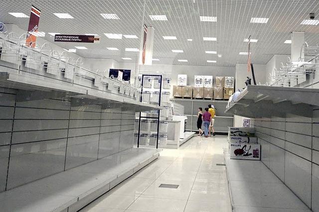 Weißrusslands Wirtschaft steht vor dem Zusammenbruch