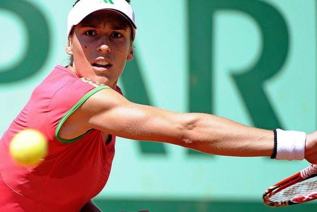 French Open: Petkovic scheitert an Scharapowa