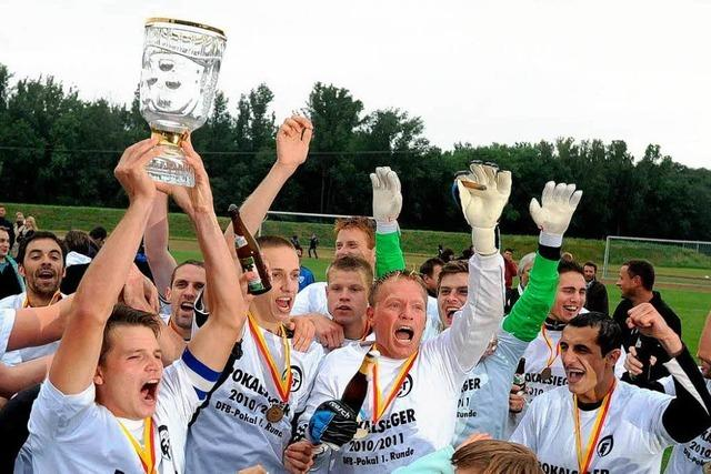 FC Teningen gewinnt südbadisches Pokalfinale gegen SV Weil