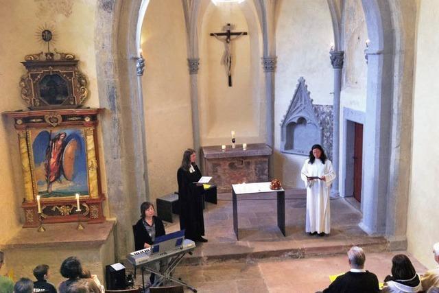 Thematische Brücke zum evangelischen Kirchentag