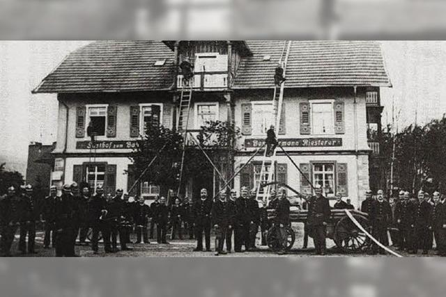 Großherzoglicher Rüffel führt zur Feuerwehrgründung