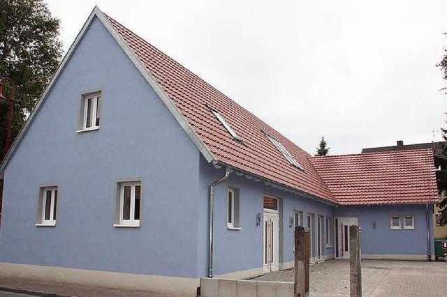 Ein Haus für alle Gottenheimer
