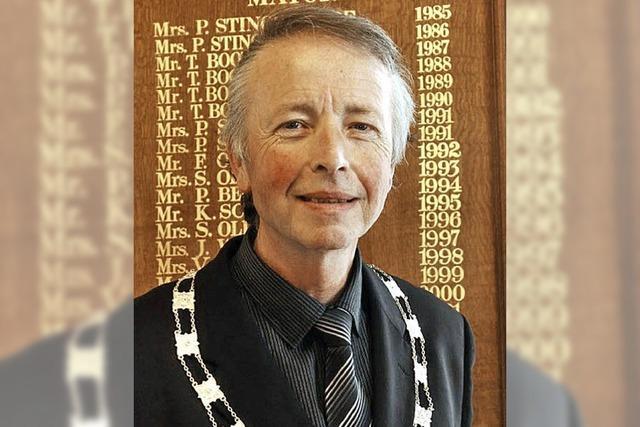 Ein freier Bürgermeister, der sich für freies Parken einsetzt