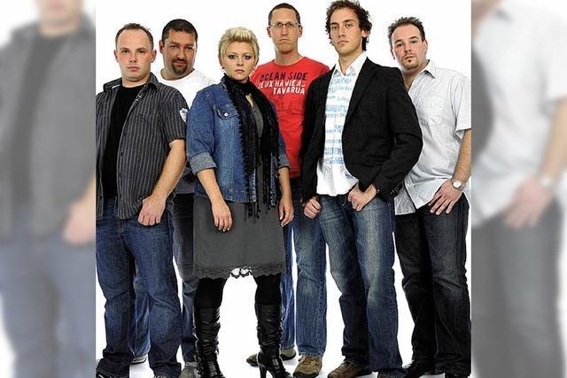Band Undercover spielt heute in Biederbach