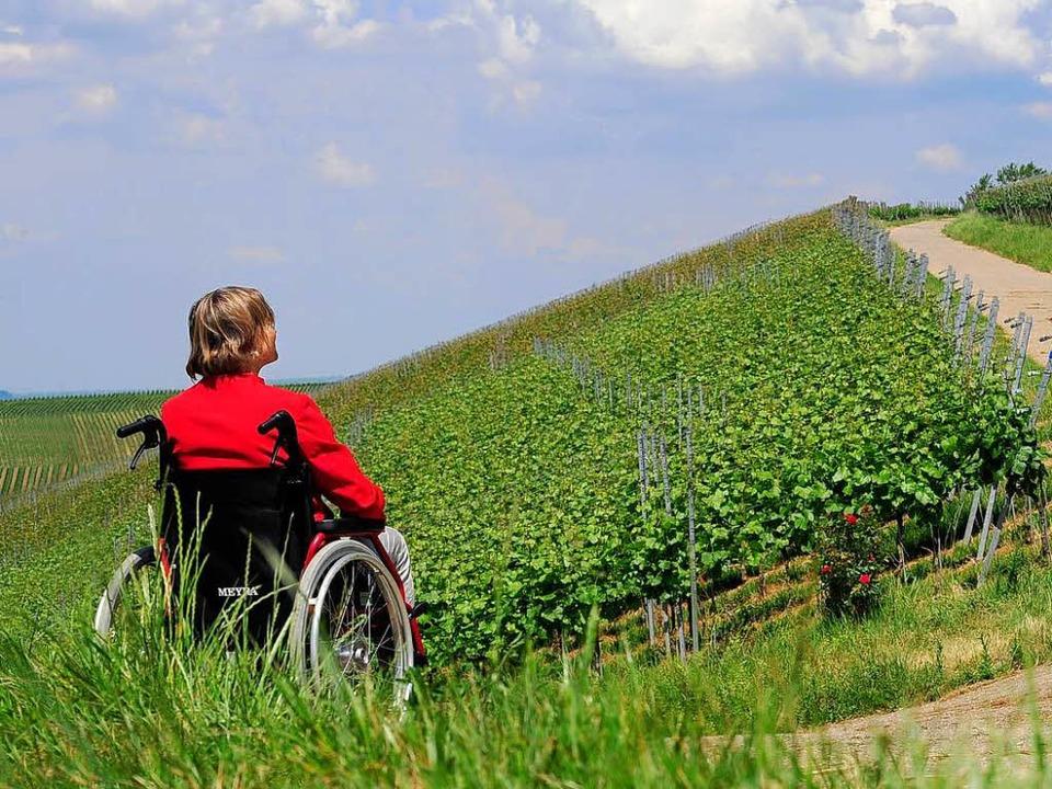 Wenn daheim die Pflegeperson ausfällt,...e. Sofern man nicht auf den Berg will.  | Foto: Thomas Kunz