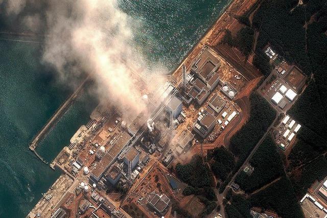 Rekord-Strahlenwerte in Japan gemessen