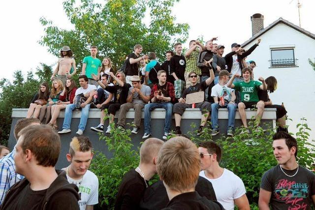 Facebook-Panne: 1600 Gäste bei Party zum 16. Geburtstag