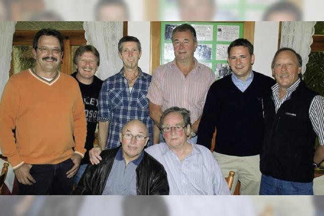 Neue Gesichter im Komitee