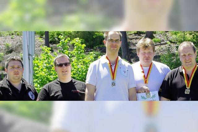 Swen Jülle knackt elf Jahre alten Rekord