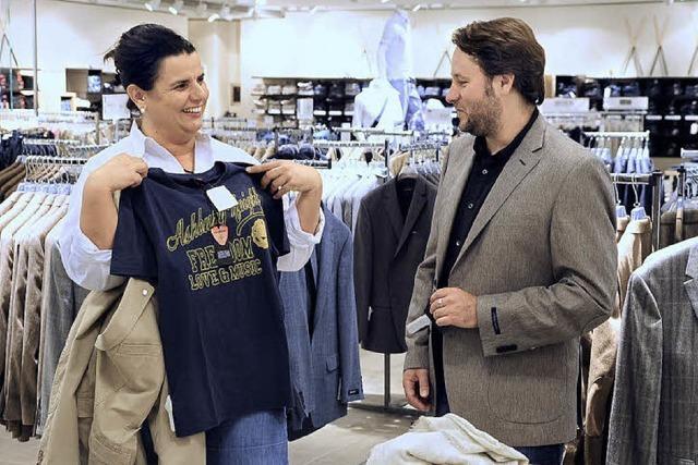 Stilberatung in Freiburg: Sendungsbewusstsein zwischen Kleiderständern