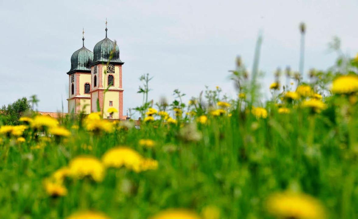 Wie geht es mit dem Kloster in St. Märgen weiter?  | Foto: Ingo Schneider