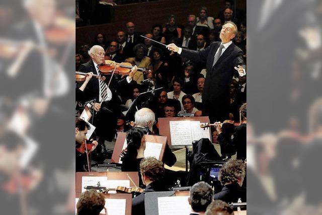 Neue Mahler DVDs von Claudio Abbado und Lucerne Festival Orchestra