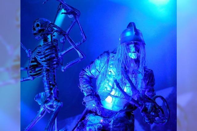Rock-Festivals mit einem kleinen bisschen Horrorshow