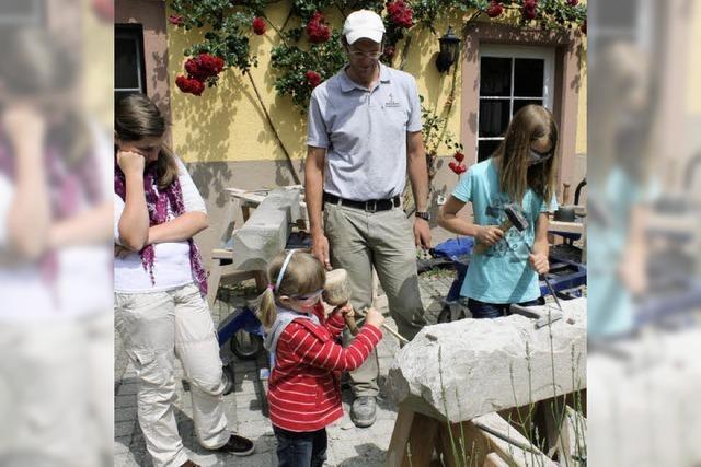 Beschwingter Hock mit handfesten Kinderfreuden