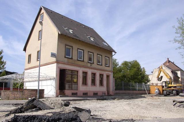 Goethestraße: Ehemaliges Gasthaus wird abgerissen