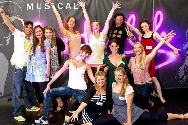 Musical-Casting geht in die letzte Runde