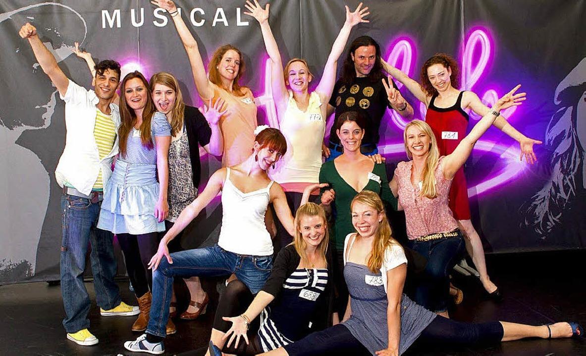 Das Musical Lichterloh wird  komplett ... am 3. November 2012 Premiere feiern.   | Foto: BZ